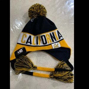 CAL spell out Pom Beenie